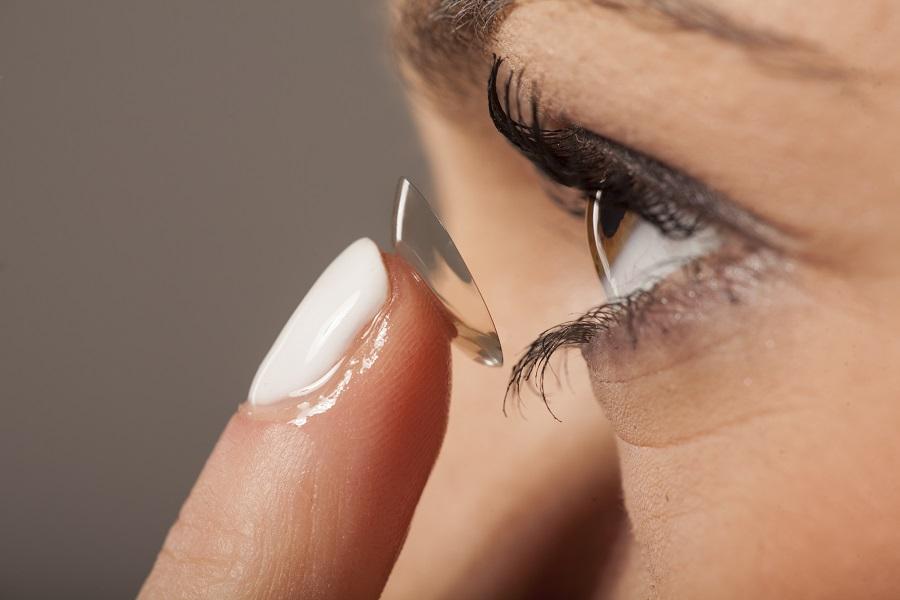Soczewki kontaktowe dla wrażliwych oczu